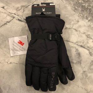 Ski gloves Spyder L XL